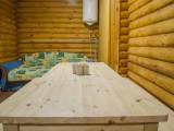 """Спортивно-оздоровительный комплекс """"Боксер"""" - Русские бани на воде, зал:""""Домик на Гидропарке"""""""