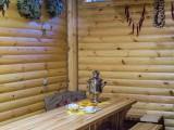 "Баня на Берковцах в ресторанно-гостиничном комплексе ""Ломакина"", зал:""Баня"""