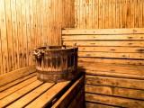 "Баня на дровах ""Изумрудная"", зал:""Баня из сруба на дровах"""