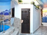 "Баня на дровах на Черкасской, зал:""Зал 4 (Белый Santorini)"""