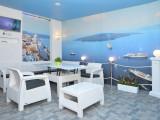 Баня на дровах на Черкасской, зал:Зал 4 (Белый Santorini)