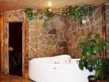 Домашняя баня на дровах, зал:Баня