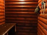 "Славянский сруб в с. Троещина, зал:""Русская баня на дровах"""