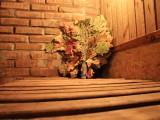 Русская баня на дровах в с. Троещина; Японская баня, зал:Русская баня на дровах в с. Троещина (Баня №2)