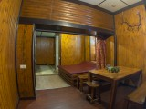 Сауна на Карпинского, зал:Малая сауна