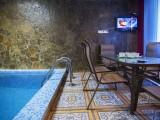 Банька Зевса на Отрадном, зал:Номер с бассейном