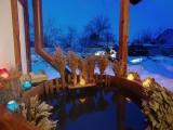Кузьмичёвские бани, зал:Банька на дровах «Уютная»