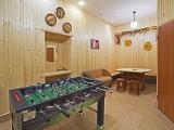 Клуб отдыха «Сана», зал:Большая сауна