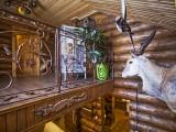 """Комплекс семейного отдыха «Золотой дуб», зал:""""Баня на дровах"""""""