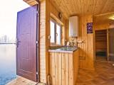 """Спортивно-оздоровительный комплекс """"Боксер"""" - Русские бани на воде, зал:""""Баня на дровах (средняя)"""""""