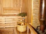 """Баня на дровах """"Делис"""", зал:""""Баня"""""""