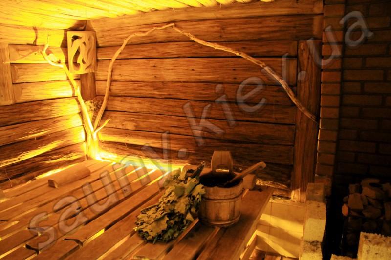 Две пары отдыхают в бане фото 603-714