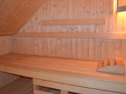 Пати баня на дровах «Новые Петровцы»