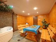 Домашняя баня на дровах